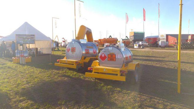 trailer linea cilindrica 1450